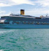 Costa Pacifica, o navio italiano da 'música', virá na temporada da Costa Cruzeiros 2015/2016. Conheça-o aqui! Maravilhoso!