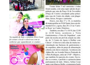 Folha de Santana de Parnaíba 'Express' de 20.10.2015