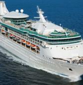 Informe Publicitário: Cruzeiros de 3 e 5 noites do Rhapsody of the Seas da Royal Caribbean