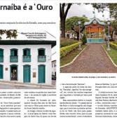 Na véspera de completar 435 anos, Santana de Parnaíba é chamada pela Folha de São Paulo de 'Ouro Preto de SP'