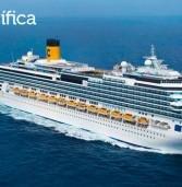 Informe Turístico: NOVOS DESCONTOS – Promoções de saídas de janeiro/2016 do navio Costa Pacifica – Porto de Santos/SP