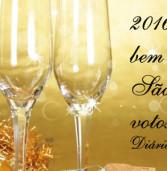 Nossos votos de um Feliz Ano Novo!!