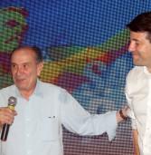 Discurso do senador Aloysio Nunes no dia 4, em Alphaville, recepcionado pelo prefeito Elvis Cezar e pela diretiva do PSDB