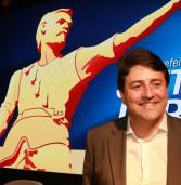 Elvis Cezar será empossado para seu segundo mandato como Prefeito de Santana de Parnaíba no dia 1º de Janeiro de 2017