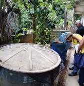 Santana de Parnaíba é a cidade com menor número de casos de Dengue da Região. Saiba mais sobre as doenças transmitidas pelo mosquito Aedes Aegypt