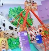 Informe Publicitário: Nova atração infantil no Shopping Parque Barueri