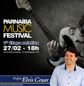 Inscrições abertas para Parnaiba Music Festival