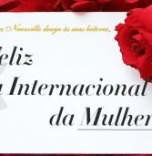 A Editora Newsville deseja um Feliz Dia Internacional da Mulher!
