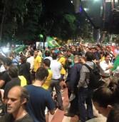 Pipocam manifestações pelo País, após anúncio da posse de Lula na Casa Civil, em coletiva de imprensa da presidente Dilma