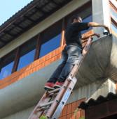 Furtos em casas: casas de Alphaville também colocam suas cameras de segurança