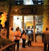 Editorial Gastronomico: Nossa editora foi conhecer as coxinhas da 'Coxinha du Chef' para dar a sua opinião, leia aqui!
