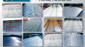 Informe Publicitário: Manta asfaltica para Lajes, Telhados, Caixas D'Água, Piscinas, Floreiras, etc.