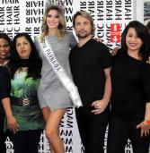 Magic Hair, do Shopping Tamboré, apoiou cabelo e maquiagem da Miss Santana de Parnaíba 2016