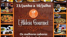 """Vem aí, o evento gastronomico """"I Aldeia Gourmet"""", realização Prefeitura de Santana de Parnaíba"""