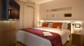 Informe Hoteleiro: Conheça a suíte Business Class do Quality Suites AlphavilleF
