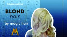Publicidade: Magic Hair, do Shopping Tamboré apresenta o Blond Hair