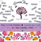 'Amigas da Granja' promovem o 1º Granja Fest – evento em Cotia