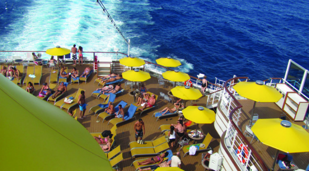 Informe Turístico Atualizado em 21.01.2017: Temporada de Verão dos navios Costa Fascinosa e Costa Pacifica. Leia mais!