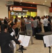 Plaza Shopping Carapicuíba abriu as portas ao público no dia 27 de outubro