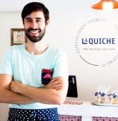 Informe Gastronomico: restaurante especializado em quiches inaugura dia 9 de dezembro a sua primeira franquia