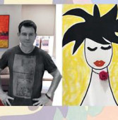 Evento gratuito no Iguatemi Alphaville: Espaço Cultural apresenta Exposição Cores e Formas dos artistas plásticos Mila Fuzaro e Beto Boaretto