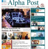 Alpha Post de 20.12.2016 l Edição digitalizada l Leia aqui.