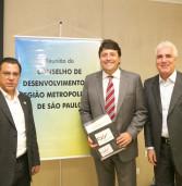 Prefeito Elvis Cezar é o novo presidente do Conselho de Desenvolvimento da Região Metropolitana de São Paulo