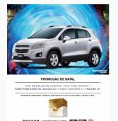 Natal do Iguatemi Alphaville sorteia um Chevrolet Tracker LT e tem horário de atendimento especial