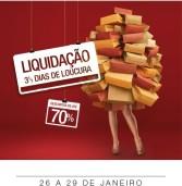 Informe Publicitário: Liquidação 3 ½ Dias de Loucura atrai o público com descontos de até 70% nas lojas do Iguatemi Alphaville