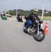Sábado (dia 4) tem curso gratuito  da Defesa Civil para motociclistas, em Barueri