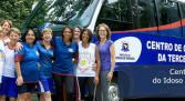 Centro de Convivência do Idoso conta com Ônibus exclusivo