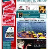 Jornalzinho do Malote com encarte Santo Pescado – Malote Alphaville