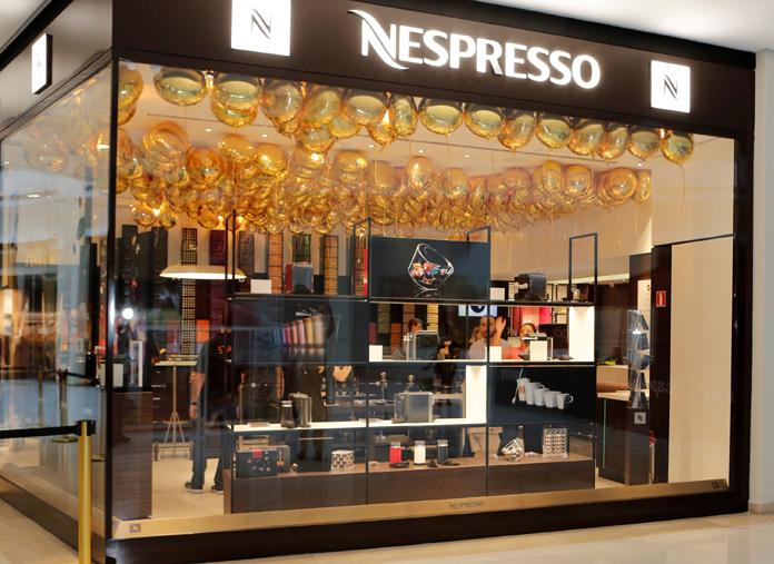 Nespresso.fachada