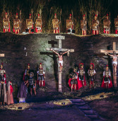 Santana de Parnaíba – Drama de Paixão emocionou a plateia com a história sobre a vida, morte e ressureição  de Jesus Cristo
