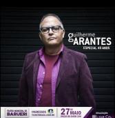 Show de Guilherme Arantes no Teatro Municipal de Barueri