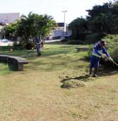 Prefeitura de Barueri limpa 3 milhões de metros quadrados de áreas verdes