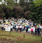Aconteceu ontem em Barueri a 2a. Edição da Caminhada Inclusiva