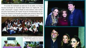 Folha de Santana de Parnaíba Express: Jantar Italiano da Campanha do Agasalho 2017
