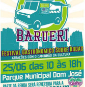 Dia 25, em Barueri: Food Park é atração no Parque Dom José (30 Food Trucks)