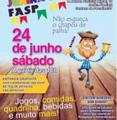 Dia 24 de junho: Festa junina FASP – Santana de Parnaíba