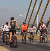 Em Barueri: Passeio ciclístico e plantio de árvores celebram Dia do Meio Ambiente