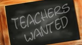 Vaga para ENGLISH TEACHERS em Alphaville