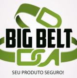 Informe Publicitário – Cinta para pallet Big Belt para transporte e armazenamento de cargas