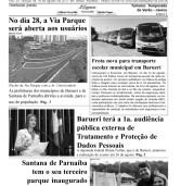 Diário de Alphaville – Edição para bancas de jornais – Data de Capa: 18/08/2017