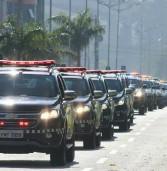Desfile de 7 de setembro em Barueri