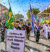 Aqui, lindas fotos do desfile de 7 de setembro em Santana de Parnaíba