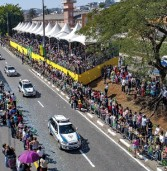 Desfile de 7 de setembro em Santana de Parnaíba