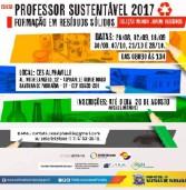 CES ALPHAVILLE está promovendo Curso de Professor Sustentável