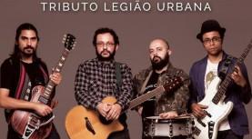 """HOJE, Teatro Municipal deBarueri recebe o tributo à """"Legião Urbana"""" com a banda Monte Castelo"""