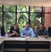 Café com prefeitos do Cioeste, hoje de manhã, em Alphaville. Saiba mais!